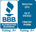Shambaugh Family Dentistry is a BBB Accredited Dentist in Fort Wayne, IN
