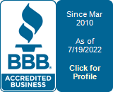 Sterling Contracting, LLC. is a BBB Accredited Concrete Contractor in Leesburg, IN